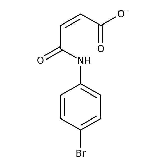 Alfa Aesar  N-(4-Bromophenyl)maleamic acid, 97%
