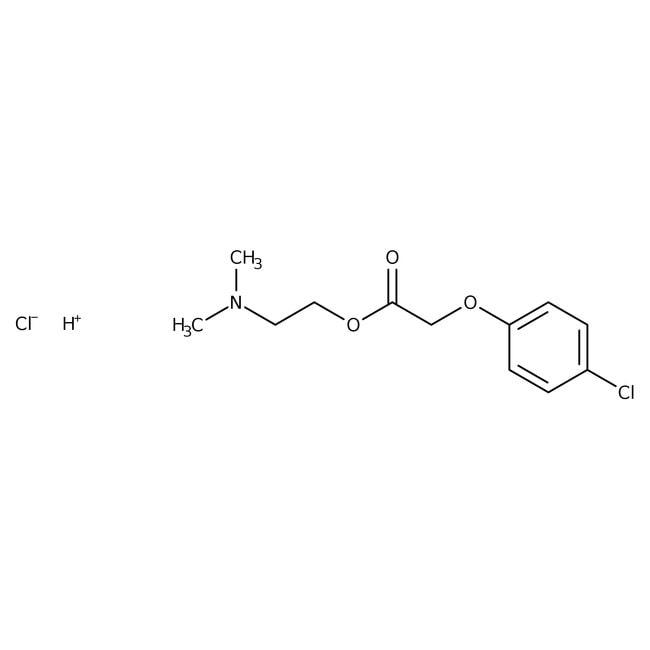 Meclofenoxate Hydrochloride 98.0+%, TCI America™