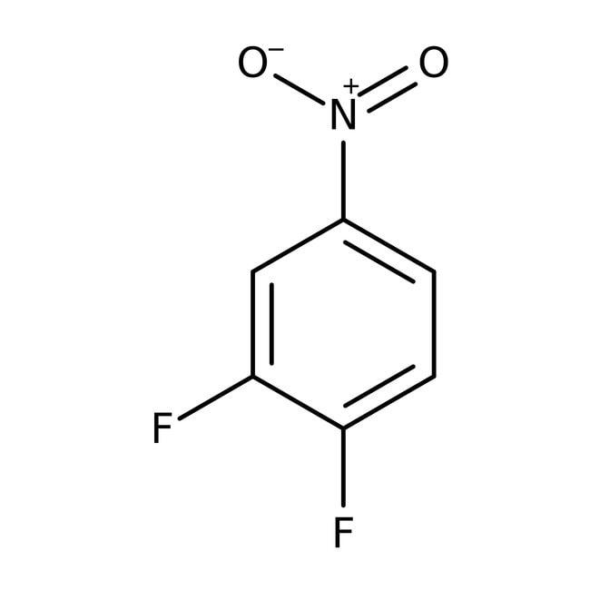 3,4-Difluoronitrobenzene, 99%, ACROS Organics™