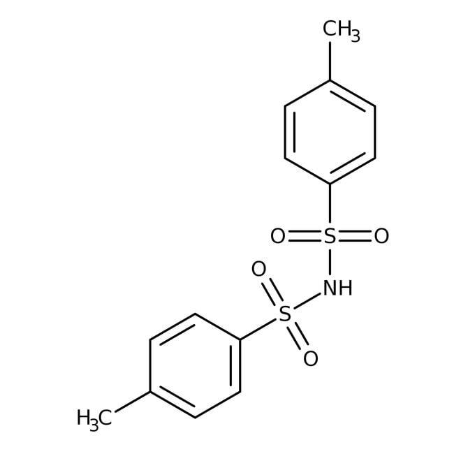 4-Methyl-N-tosylbenzenesulfonamide 98.0 %, TCI America