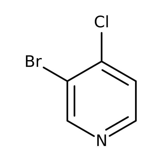 3-Bromo-4-chloropyridine, 98%, ACROS Organics