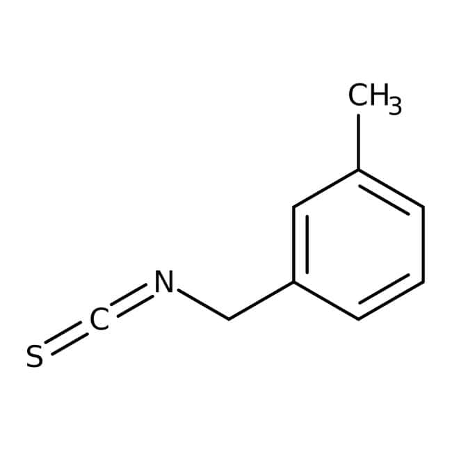 Alfa Aesar™ 3-Methylbenzyl isothiocyanate, 99%
