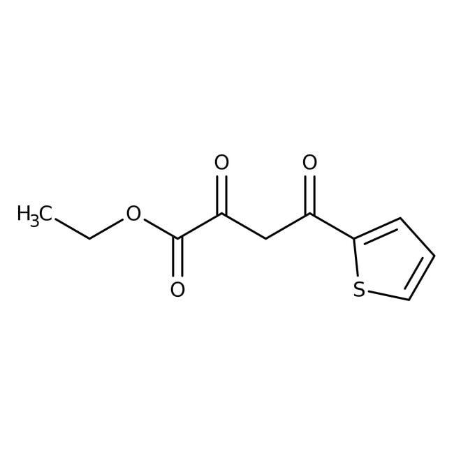 Ethyl 2,4-dioxo-4-(2-thienyl)butanoate, 90%, Maybridge™