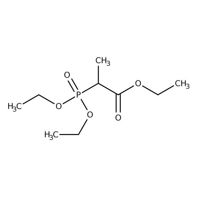 Triethyl 2-phosphonopropionate, 98%, ACROS Organics