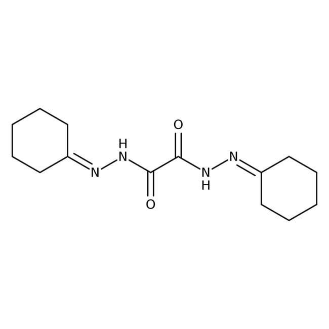 Oxalic acid bis(cyclohexylidenehydrazide), 98%, Acros Organics