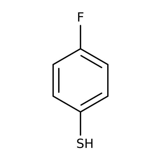 4-Fluorothiophenol, 97%, ACROS Organics™