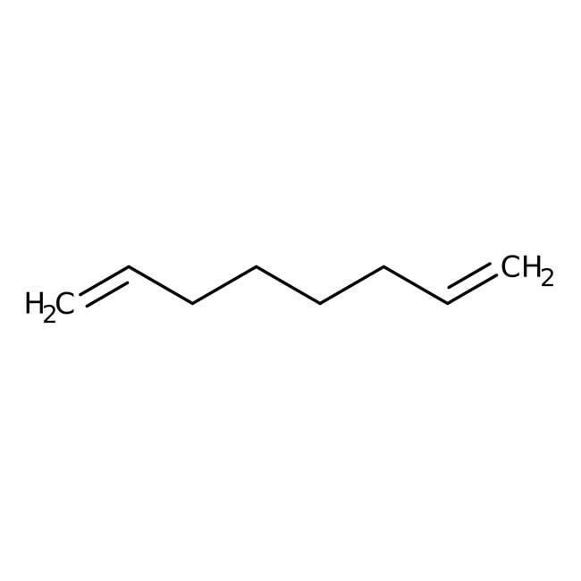 1,7-Octadiene, 98.5%, ACROS Organics™ 500mL; Glass bottle 1,7-Octadiene, 98.5%, ACROS Organics™