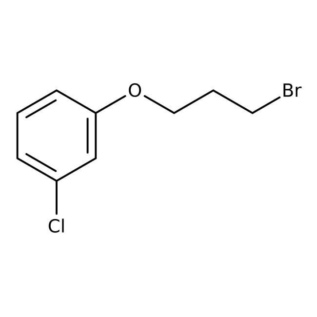 1-(3-Bromopropoxy)-3-chlorobenzene, 96%, ACROS Organics