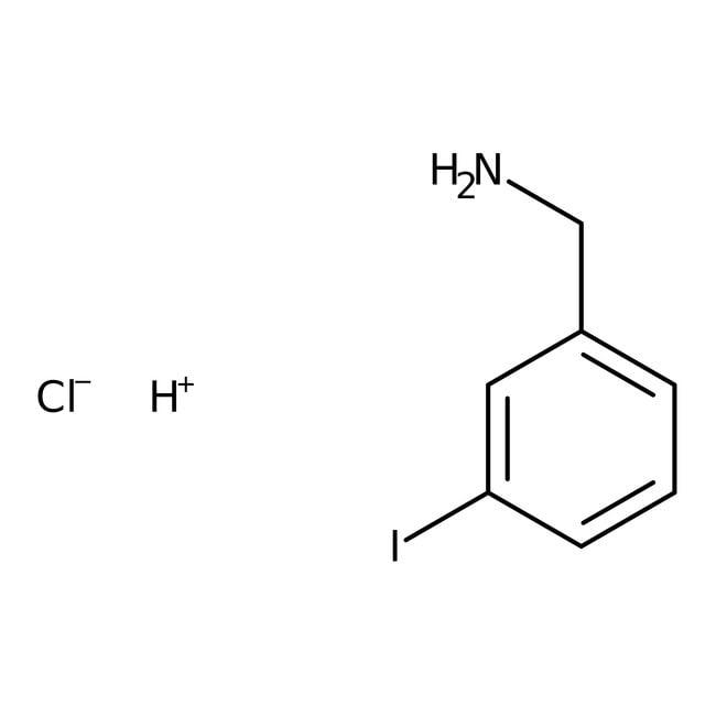 3-Iodobenzylamine Hydrochloride 98.0+%, TCI America™