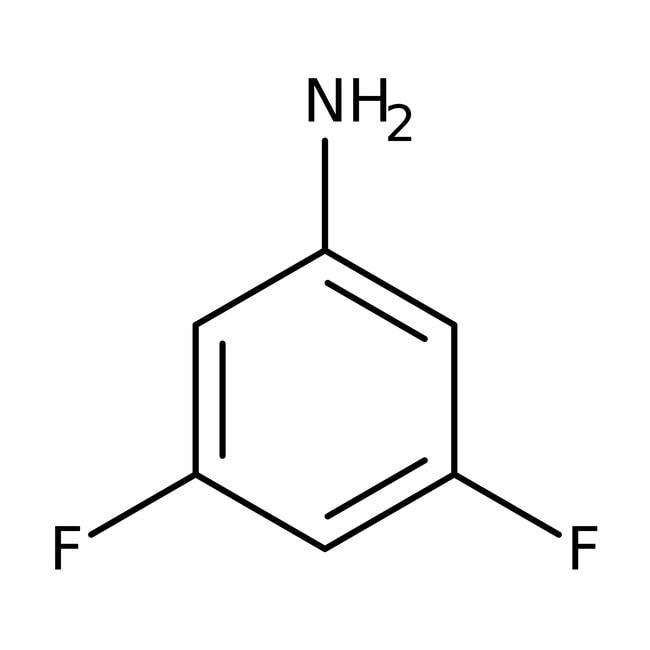 3,5-Difluoroaniline, 98%, ACROS Organics™