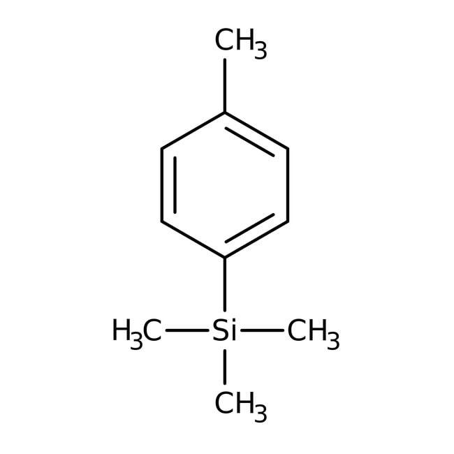 Alfa Aesar™Trimethyl-p-tolylsilane, 97% 5g Alfa Aesar™Trimethyl-p-tolylsilane, 97%