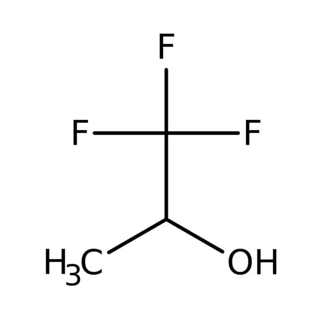 Alfa Aesar™ 1,1,1-Trifluoro-2-propanol, 97%: Halohydrins Organohalogen compounds