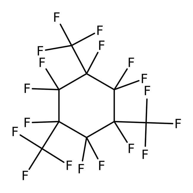 Alfa Aesar™Perfluoro-1,3,5-trimethylcyclohexane, mixture of isomers, tech. 50g Alfa Aesar™Perfluoro-1,3,5-trimethylcyclohexane, mixture of isomers, tech.