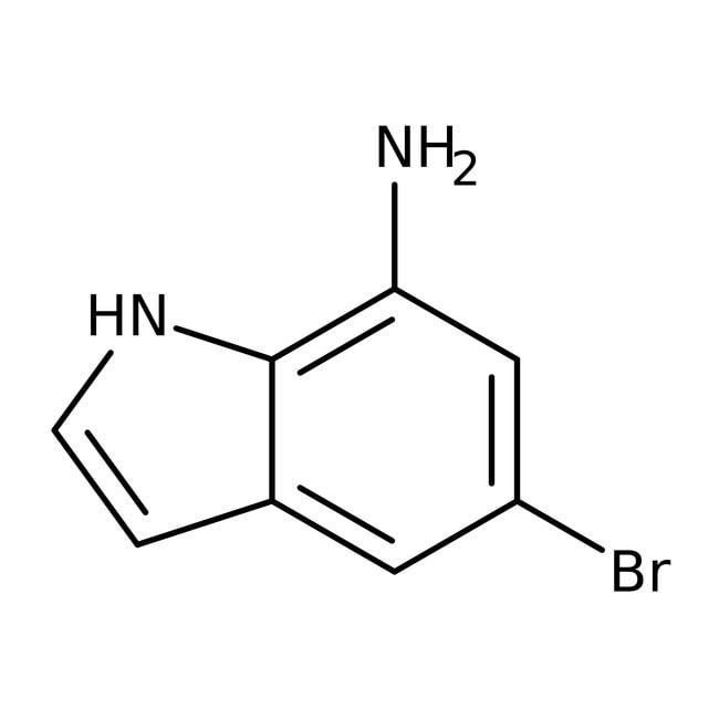 Alfa Aesar™7-Amino-5-bromoindole, 97%