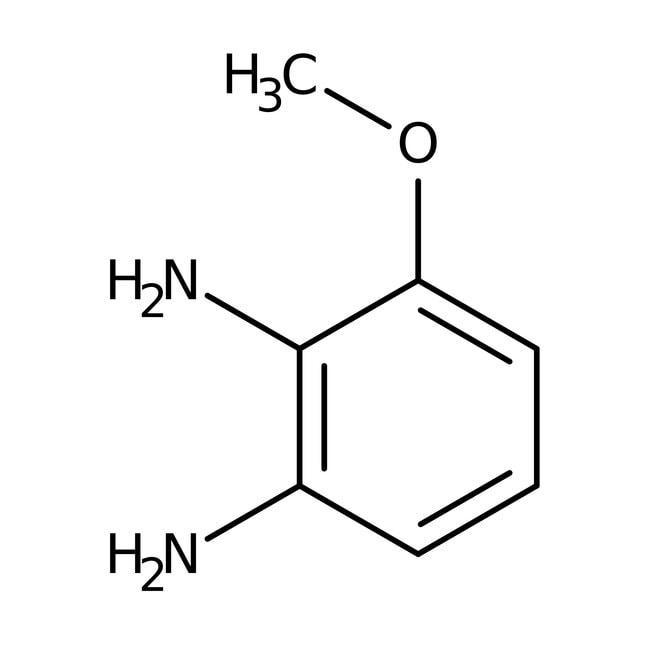 Alfa Aesar™3-Methoxy-o-phenylenediamine, 97% 250mg prodotti trovati