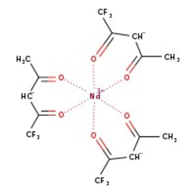 Alfa Aesar™Neodym(III)-1,1,1-trifluor-2,4-pentandionat 1g Alfa Aesar™Neodym(III)-1,1,1-trifluor-2,4-pentandionat