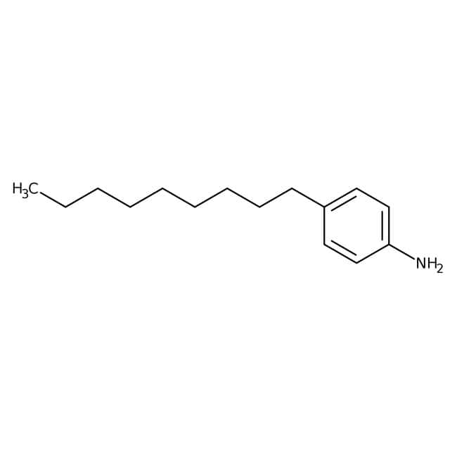 Alfa Aesar™4-n-Nonylaniline, 98% 1g Alfa Aesar™4-n-Nonylaniline, 98%