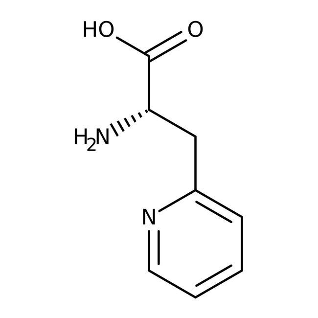 Alfa Aesar™3-(2-Pyridyl)-L-alanine dihydrochloride, 95% 1g Alfa Aesar™3-(2-Pyridyl)-L-alanine dihydrochloride, 95%