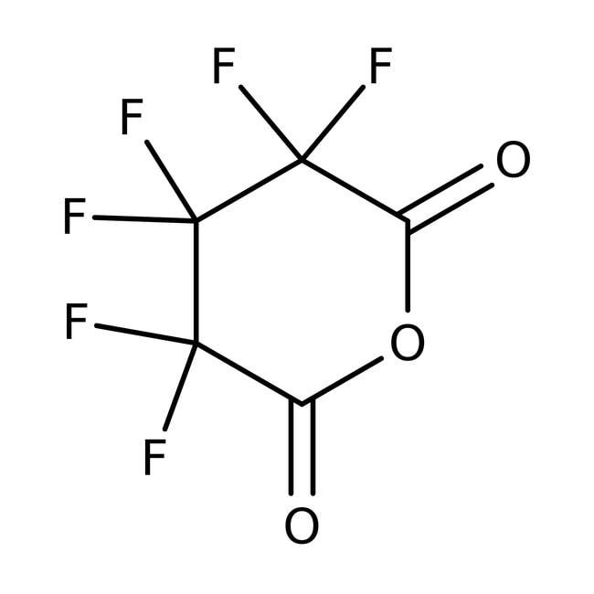 2,2,3,3,4,4-Hexafluoropentanedioic Anhydride 97.0 %, TCI America