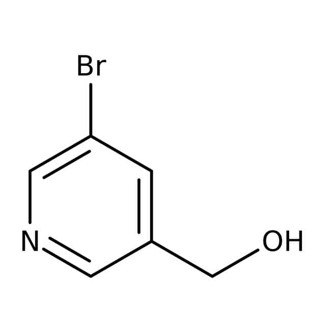 3-Bromo-5-(hydroxymethyl)pyridine, 97%, ACROS Organics