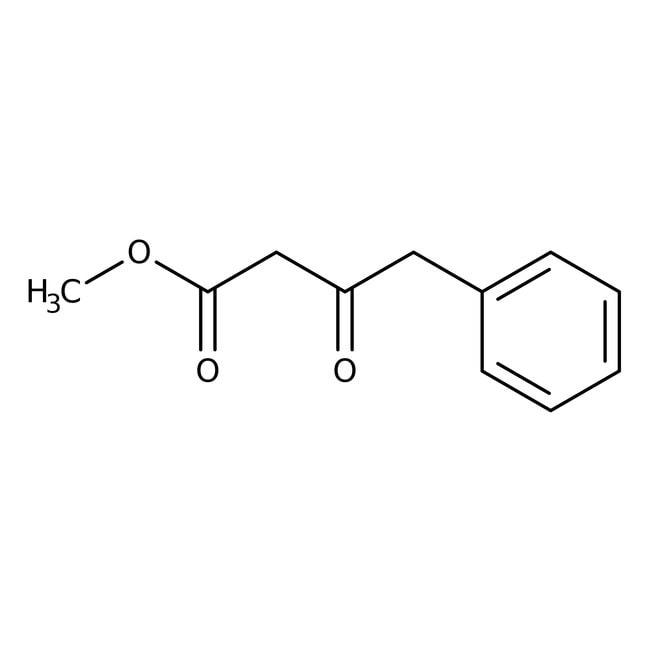 Methyl 3-Oxo-4-phenylbutyrate (mixture of isomers) 96.0+%, TCI America™