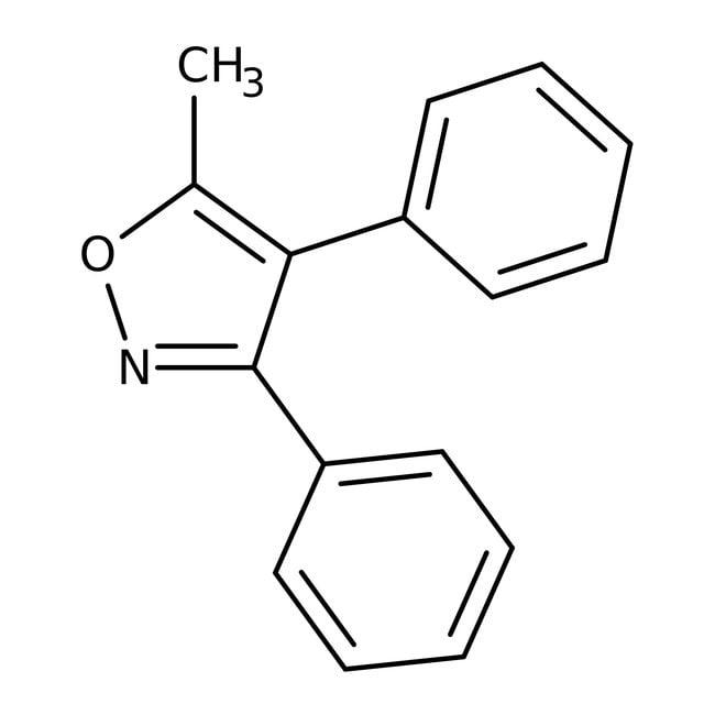 5-Methyl-3,4-diphenylisoxazole 98.0+%, TCI America™