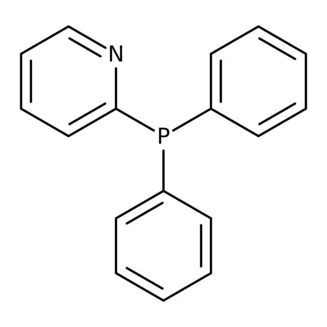 Diphenyl-2-pyridylphosphine, 97%, ACROS Organics™: Chemicals Products