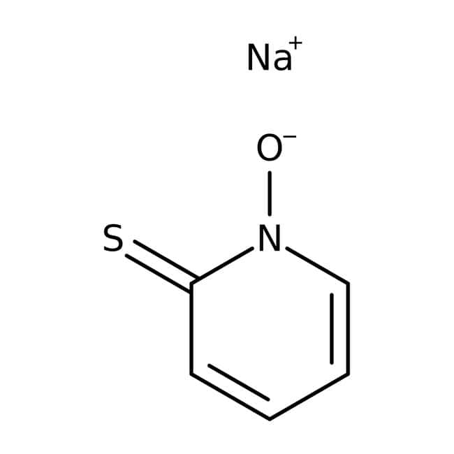 2-Mercaptopyridine-N-oxide, sodium salt, 40 w/w % aqueous solution, ACROS Organics™