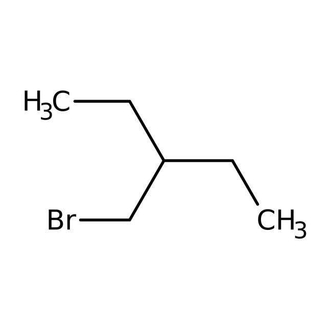1-Bromo-2-ethylbutane, 97%, ACROS Organics™
