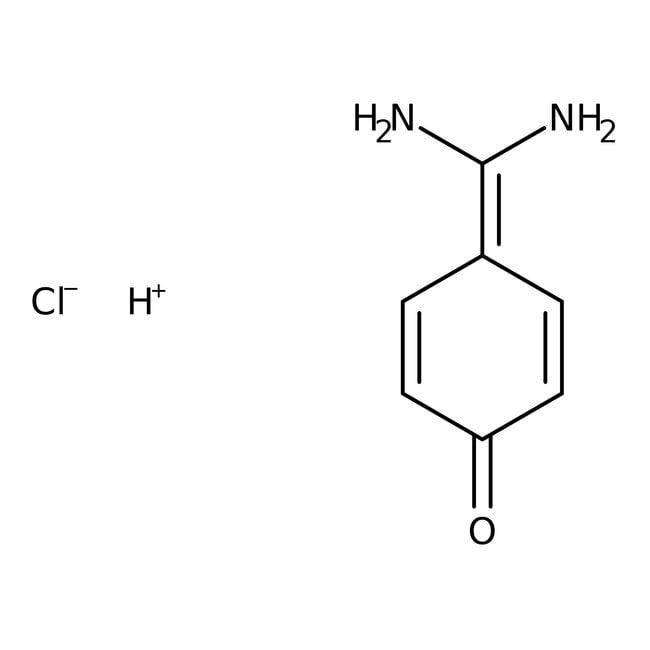 Alfa Aesar™4-Hydroxybenzamidin-Hydrochlorid, 95% 1g Alfa Aesar™4-Hydroxybenzamidin-Hydrochlorid, 95%