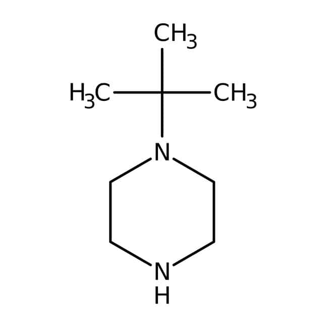 Alfa Aesar™1-tert-Butylpipérazine 97% 1g Alfa Aesar™1-tert-Butylpipérazine 97%
