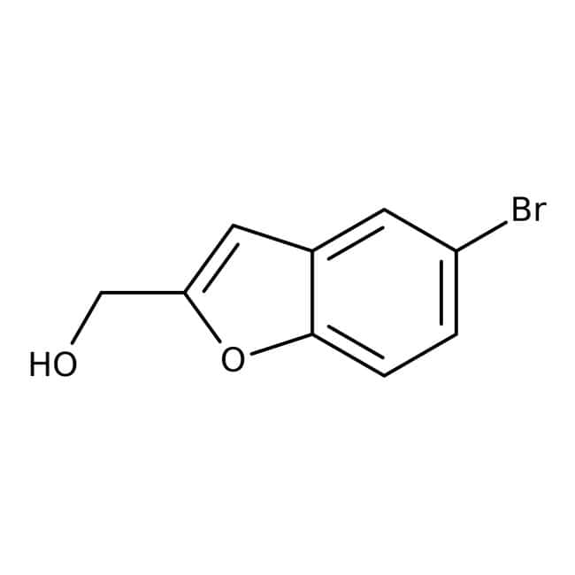 (5-bromo-1-benzofuran-2-yl)méthanol, ≥97 %, Maybridge: Alcohols and polyols Organooxygen compounds