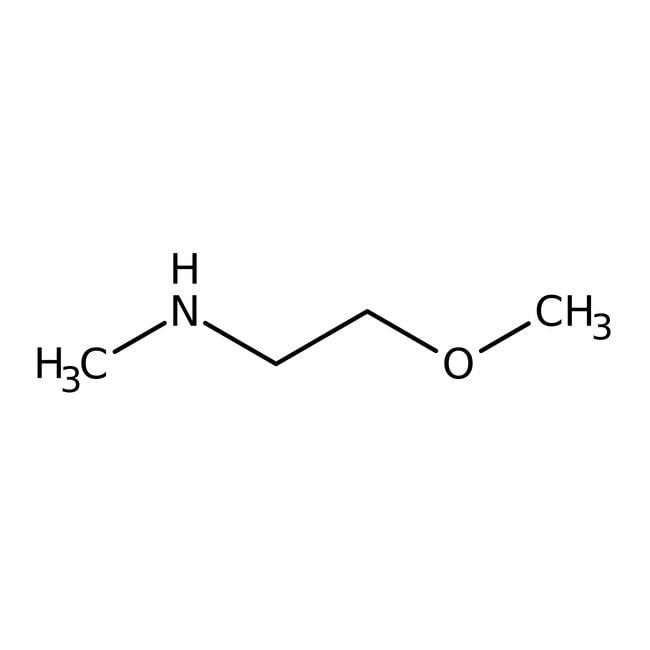 N-(2-Methoxyethyl)methylamine 97.0+%, TCI America™