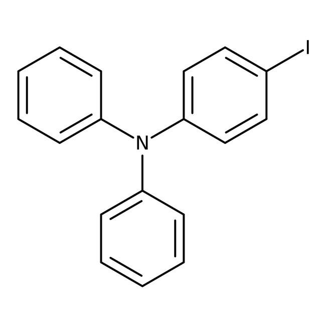 4-Iodotriphenylamine 98.0+%, TCI America™
