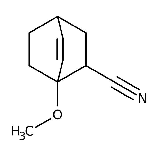 1-Methoxybicyclo[2.2.2]oct-5-ene-2-carbonitrile, ACROS Organics