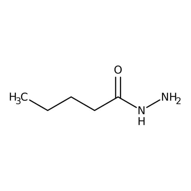 Alfa Aesar™Valeric acid hydrazide, 95% 5g Alfa Aesar™Valeric acid hydrazide, 95%