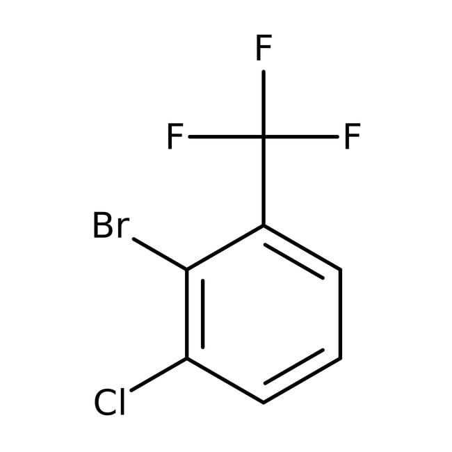 Alfa Aesar™2-Bromo-3-chlorobenzotrifluoride, 98% 1g Alfa Aesar™2-Bromo-3-chlorobenzotrifluoride, 98%