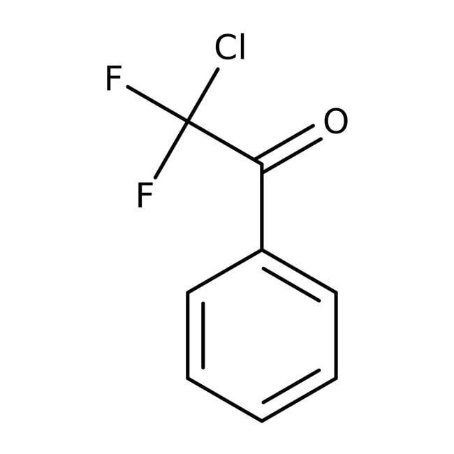 Alfa Aesar™2-chloro-2,2-difluoroacétophénone, 96% 5g Alfa Aesar™2-chloro-2,2-difluoroacétophénone, 96%