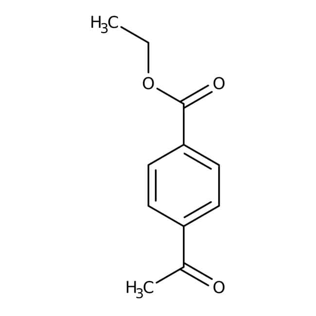 Ethyl 4-acetylbenzoate, 99%, Acros Organics: Ketones Carbonyl compounds