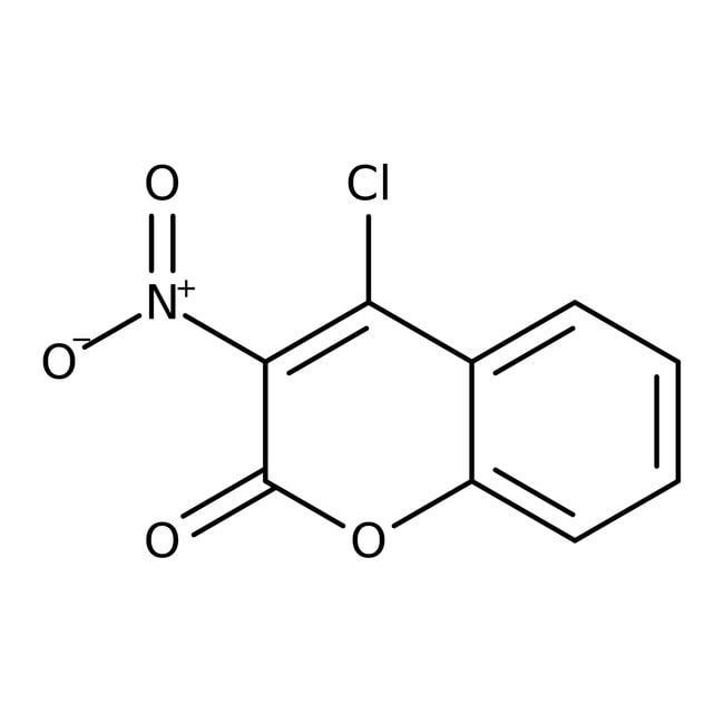 Alfa Aesar™4-Chloro-3-nitrocoumarin, 98%