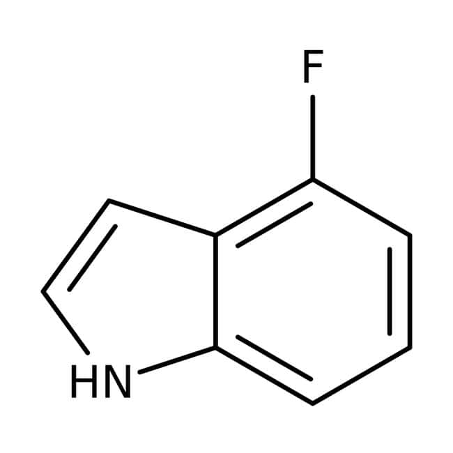 Alfa Aesar™4-Fluoroindole, 97%