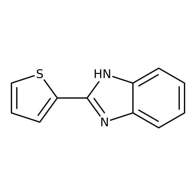 Alfa Aesar™2-(2-Thienyl)-benzimidazol, 97% 5g Alfa Aesar™2-(2-Thienyl)-benzimidazol, 97%