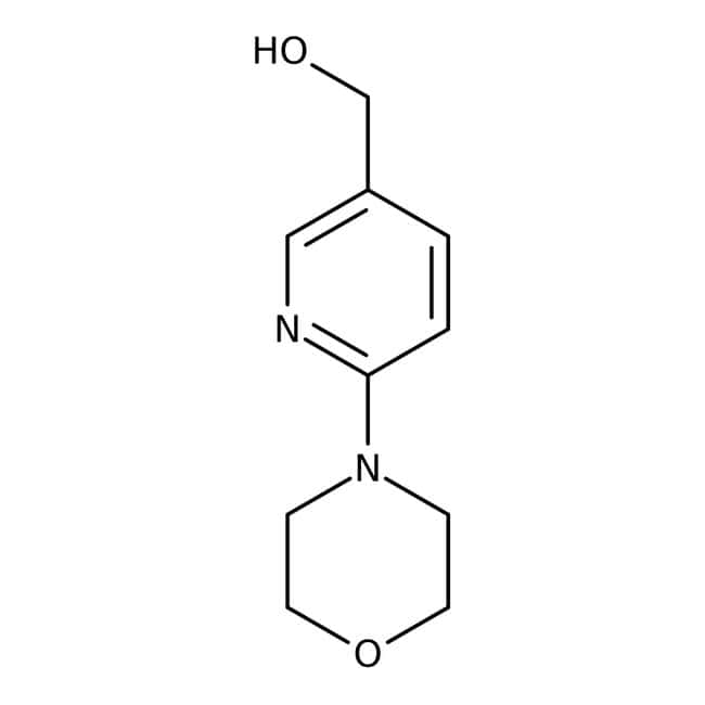(6-Morpholino-3-pyridinyl)methanol, 95%, Maybridge™