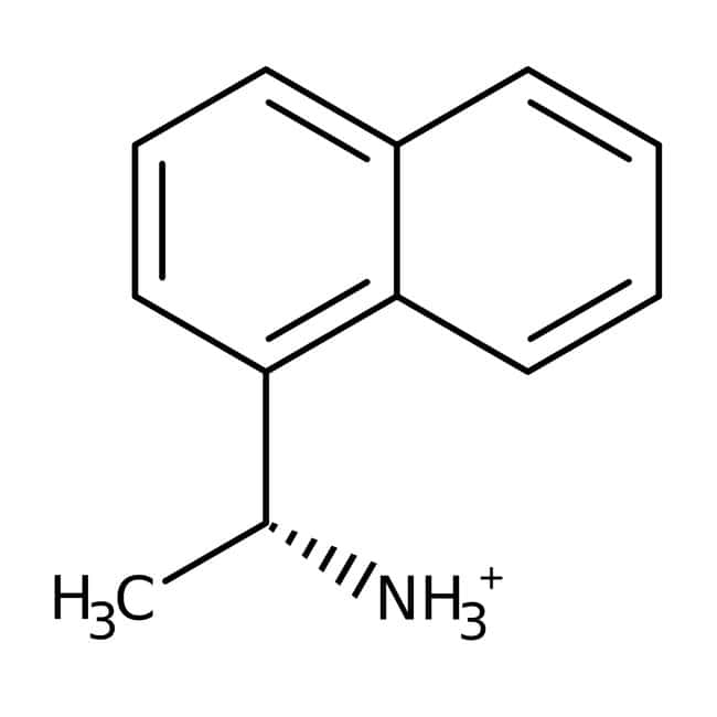 Alfa Aesar™(R)-(+)-1-(1-naphthyl)ethylamin, 97% 5g Alfa Aesar™(R)-(+)-1-(1-naphthyl)ethylamin, 97%