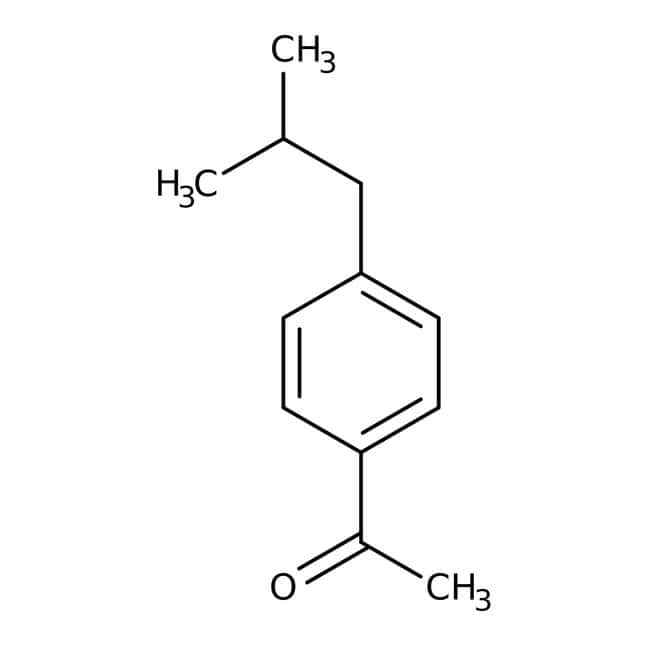 4′-Isobutylacetophenone 96.0+%, TCI America™