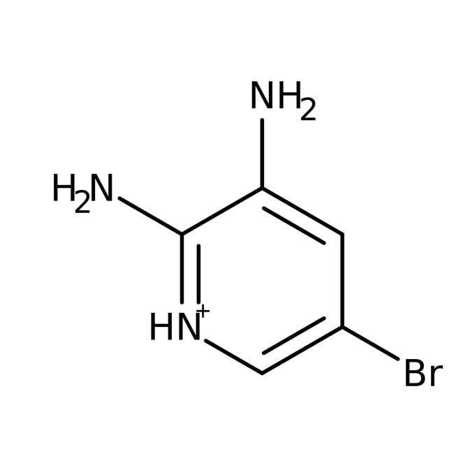 2,3-Diamino-5-bromopyridine, 97%, ACROS Organics