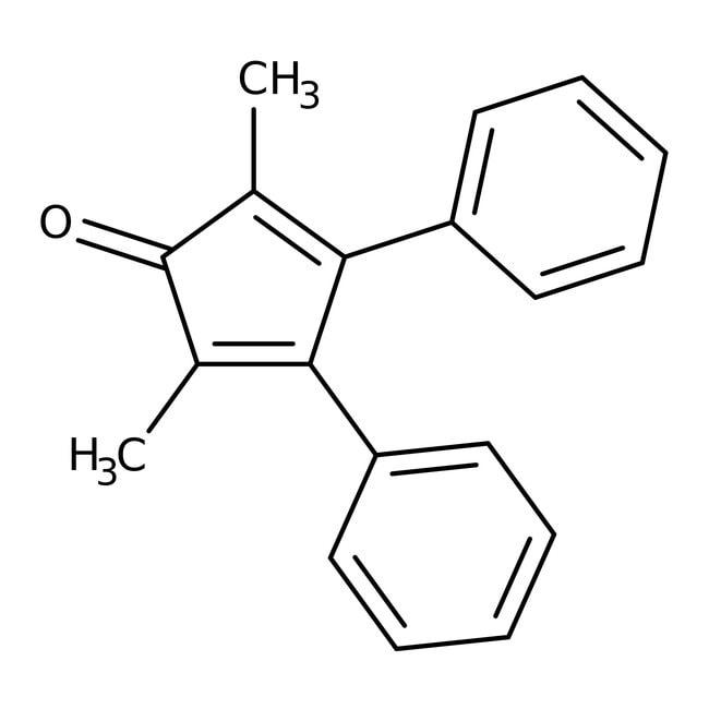 2,5-Dimethyl-3,4-diphenylcyclopentadienone dimer, 97%, ACROS Organics