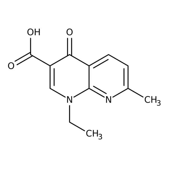 Nalidixic acid sodium salt, 98.1%, MP Biomedicals™