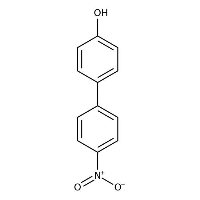 4-Hydroxy-4 -nitrobiphenyl 98.0 %, TCI America