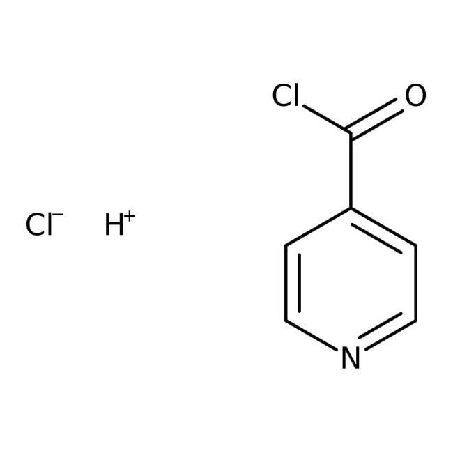 Isonicotinoylchloridhydrochlorid, 97%, Acros Organics™ 25g; Kunststoffflasche Isonicotinoylchloridhydrochlorid, 97%, Acros Organics™